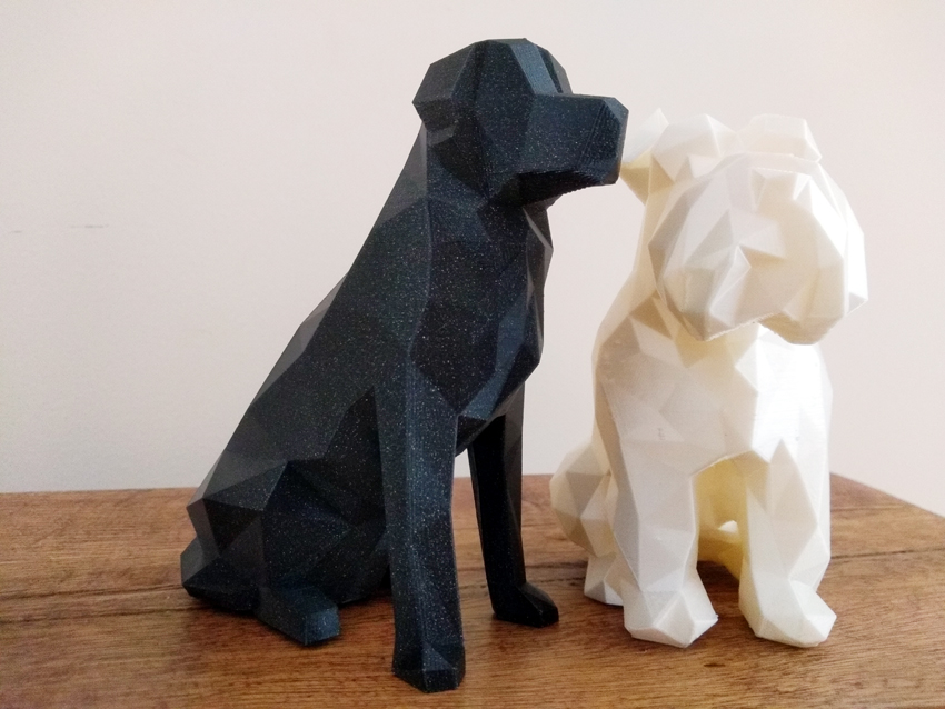 Com Impressora 3D novas oportunidades para miniatura pets