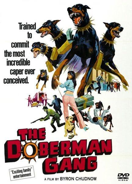 Filmes e livros retrataram a raça dobermann como perigosa